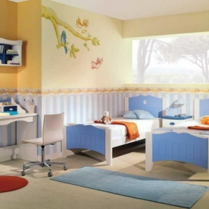 Kinderzimmer einrichten: tolle Ideen zum Thema Kinderzimmer für zwei