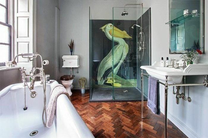 1001 Ideen Fur Badezimmer Ohne Fliesen Ganz Kreativ