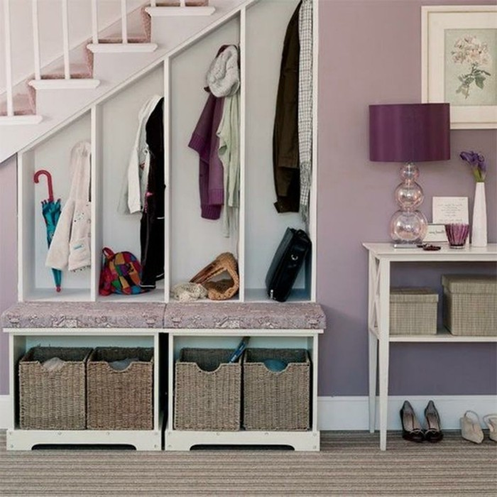 1001 gestaltungsideen f r flur optimale ausstattung. Black Bedroom Furniture Sets. Home Design Ideas