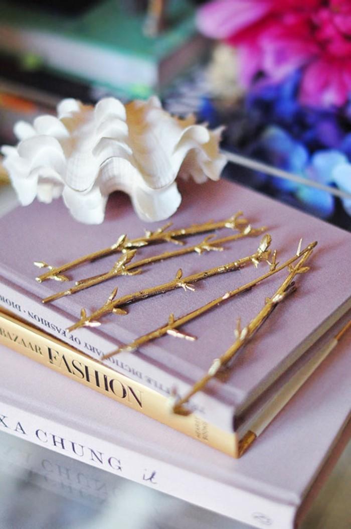 Haarspangen-selber-machen-in-goldener-farbe