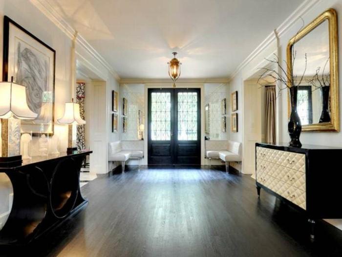 1001 ideen f r langen flur gestalten eine gro e herausforderung. Black Bedroom Furniture Sets. Home Design Ideas