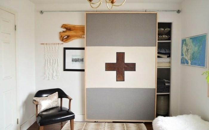 Jugendzimmer selber bauen  ▷ 1001+ Ideen für Schiebetüren selber bauen - ganz handlich