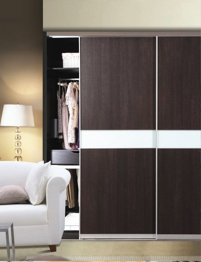 1001 ideen f r schiebet ren selber bauen ganz handlich. Black Bedroom Furniture Sets. Home Design Ideas