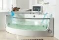 Badezimmer ohne Fliesen – 50 alternative Ideen für Gestaltung