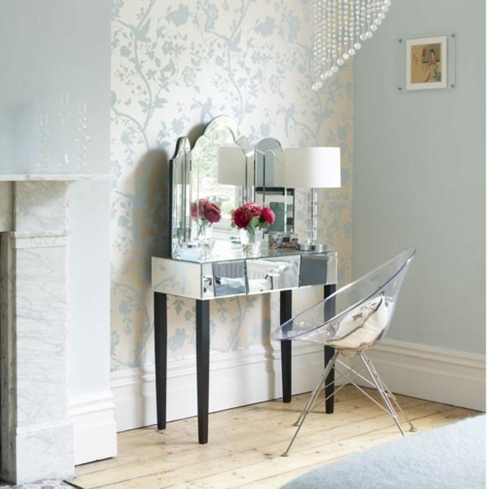 ankleidezimmer-ideen-dezentes-design-von-möbeln-im-ankleidezimmer-stuhl-schrank