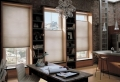 Moderne Fensterdeko für eine vornehme Atmosphäre im Raum