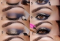 55 Augen Make Up Tipps für glänzenden Look zum Erstaunen