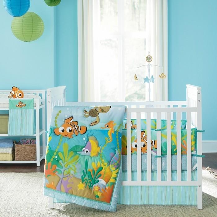 Frische Babyzimmer Ideen Für Gesunde Und Glückliche Babys ...