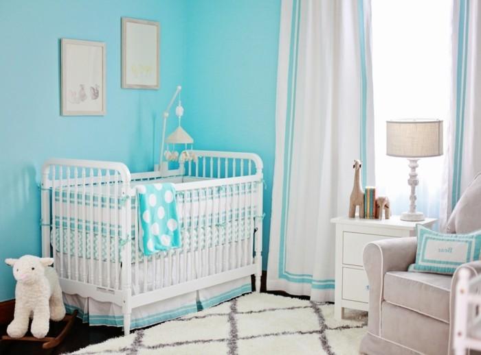 Gardinen Babyzimmer frische babyzimmer ideen für gesunde und glückliche babys archzine
