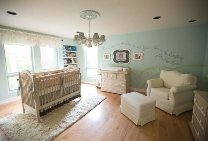 Sessel Fur Babyzimmer ~ Frische babyzimmer ideen für gesunde und glückliche babys