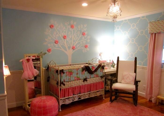 Frische babyzimmer ideen f r gesunde und gl ckliche babys for Schaukelstuhl babyzimmer