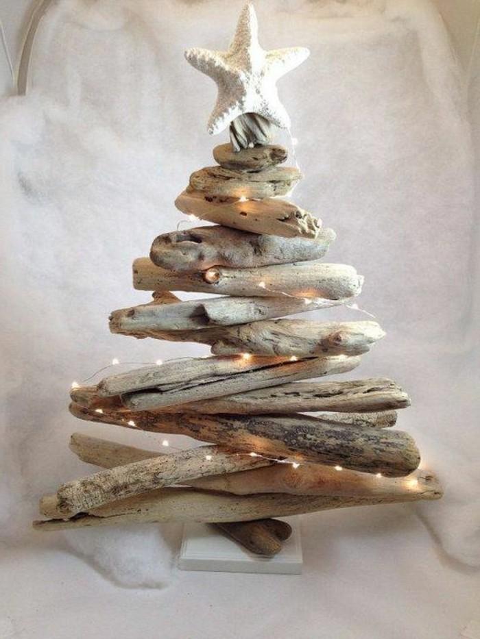 basteln-mit-treibholz-weisser-stern-weihnachtsbaum-mit-beleuchtung-diy