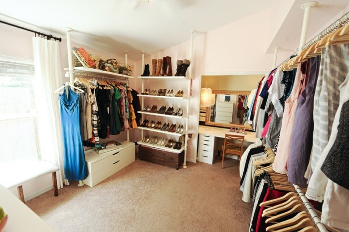 Begehbarer kleiderschrank stars  ▷ 1001+ Ideen für Ankleidezimmer Möbel zum Erstaunen