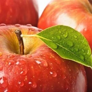 Bio Apfel - Stücke gefriergetrocknet