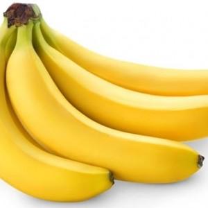 Gefriergetrocknete Bio Bananen