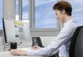 Optimaler Blendschutz im Büro für beste Arbeitsbedingungen
