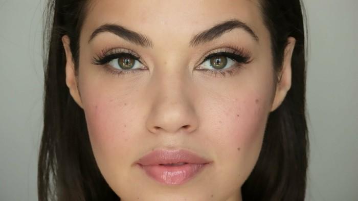 braut-make-up-selber-machen-dezentes-makeup-nur-lidstrich-mascara-lipgloss-augenbrauen-kontur