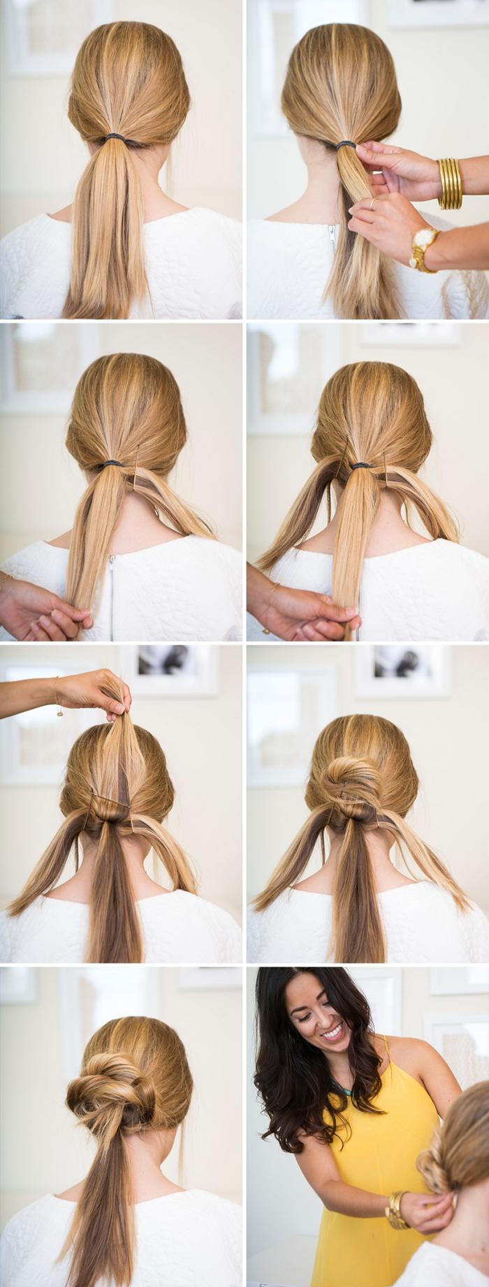 1001 Ideen Fur Schone Haarfrisuren Plus Anleitungen Zum