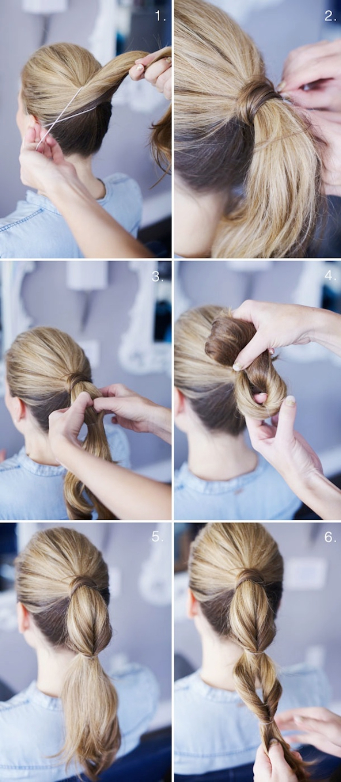 schnelle flechtfrisuren ideen, frsiuren lange haare, einfache flechtsmethode, haarfrisuren anleitung