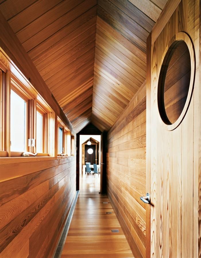 1001 ideen f r langen flur gestalten eine gro e herausforderung - Dachwohnung gestalten ...