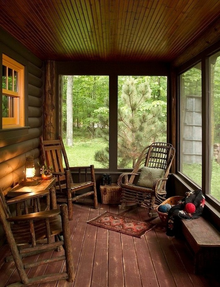 holzhaus-mit-veranda-rustikale-gestaltungsideen