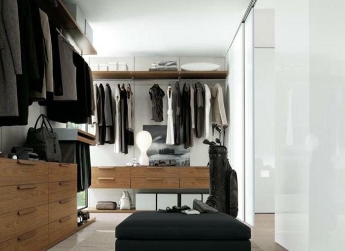 1001 ideen f r ankleidezimmer m bel zum erstaunen. Black Bedroom Furniture Sets. Home Design Ideas