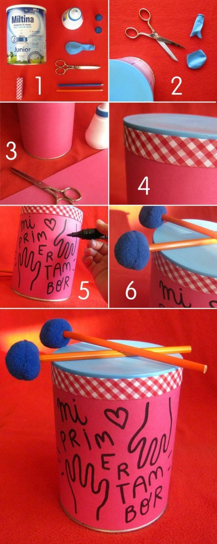 kreative-bastelideen-konservendose-washi-tapes-schere-balon-trommel