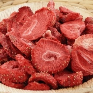 Gefriergetrocknete Erdbeeren TALI