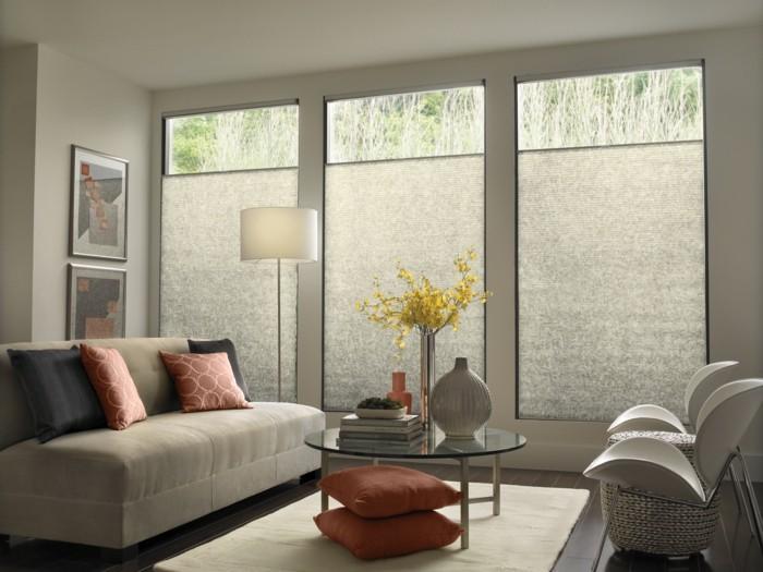 fensterdeko ideen trendy schnes frische haus ideen gardinen wohnzimmer ideen inspiration. Black Bedroom Furniture Sets. Home Design Ideas