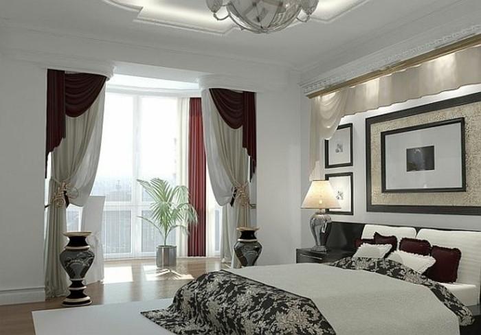 Moderne Fensterdeko Fur Eine Vornehme Atmosphare Im Raum Archzine Net
