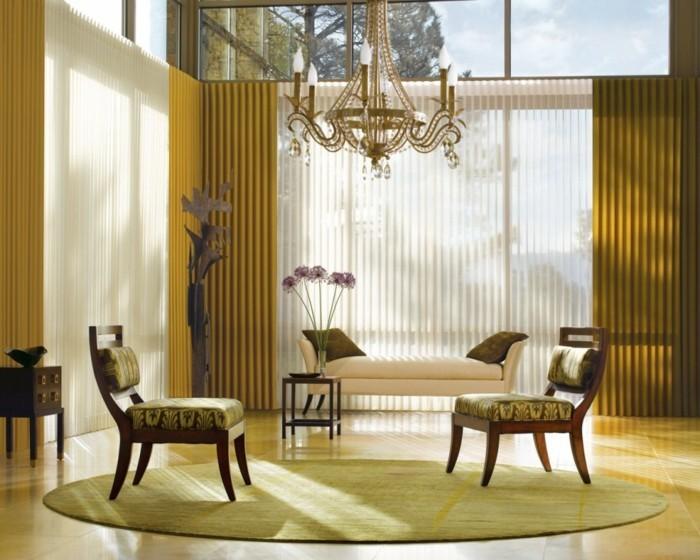 moderne-gardinen-für-wohnzimmer-fenster-dekorieren