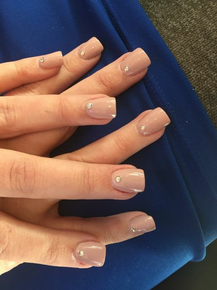 1001 Ideen Fur Nageldesign Mit Steinen 2017 Trends