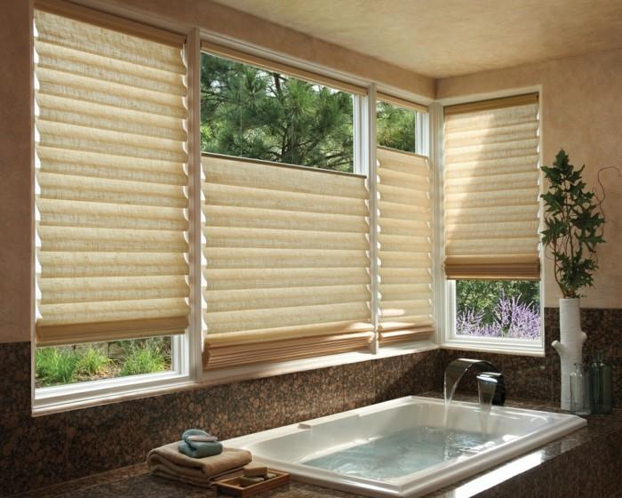 plissee-rollos-jalousien-oder-moderne-gardinen-für-wohnzimmer