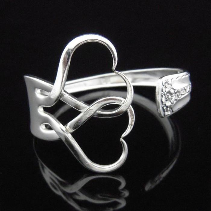 1001 Ideen Für Schmuck Aus Silberbesteck Selber Machen