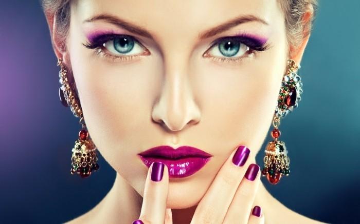 schminken-augen-exotischer-look-durch-make-up-schaffen-schminke-fuer-frauen-schoener-schmuck