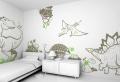 Wanddekorationen zur Abwechslung in der Wohnung
