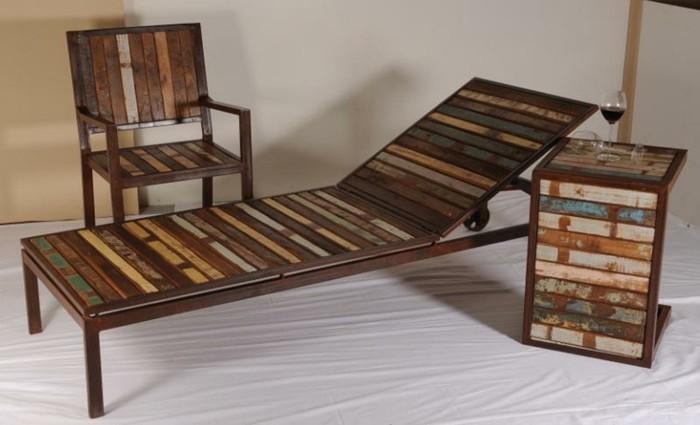 1industrial-möbel-außenbereich-garten-holzstuhl-holztisch-liegestuhl