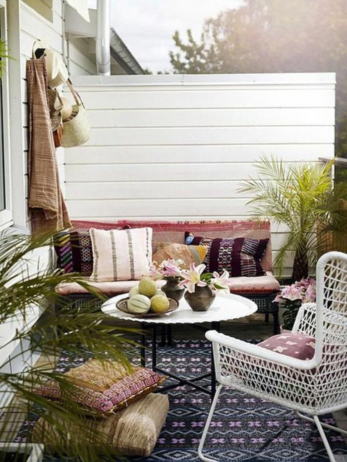 1001+ Ideen zum Thema Schmalen Balkon gestalten und einrichten