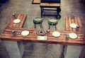 Einrichtungsideen für Outdoor Küche: traumhafte Gartenküchen