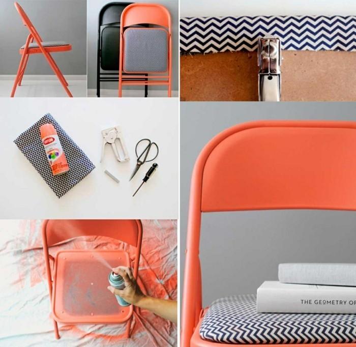 6-alte-möbel-aufpeppen-stühle-aus-metall-mit-spray-bemalen-und-mit-stoff-tapezieren