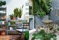 Schmalen Balkon gestalten und einrichten – die besten Tipps