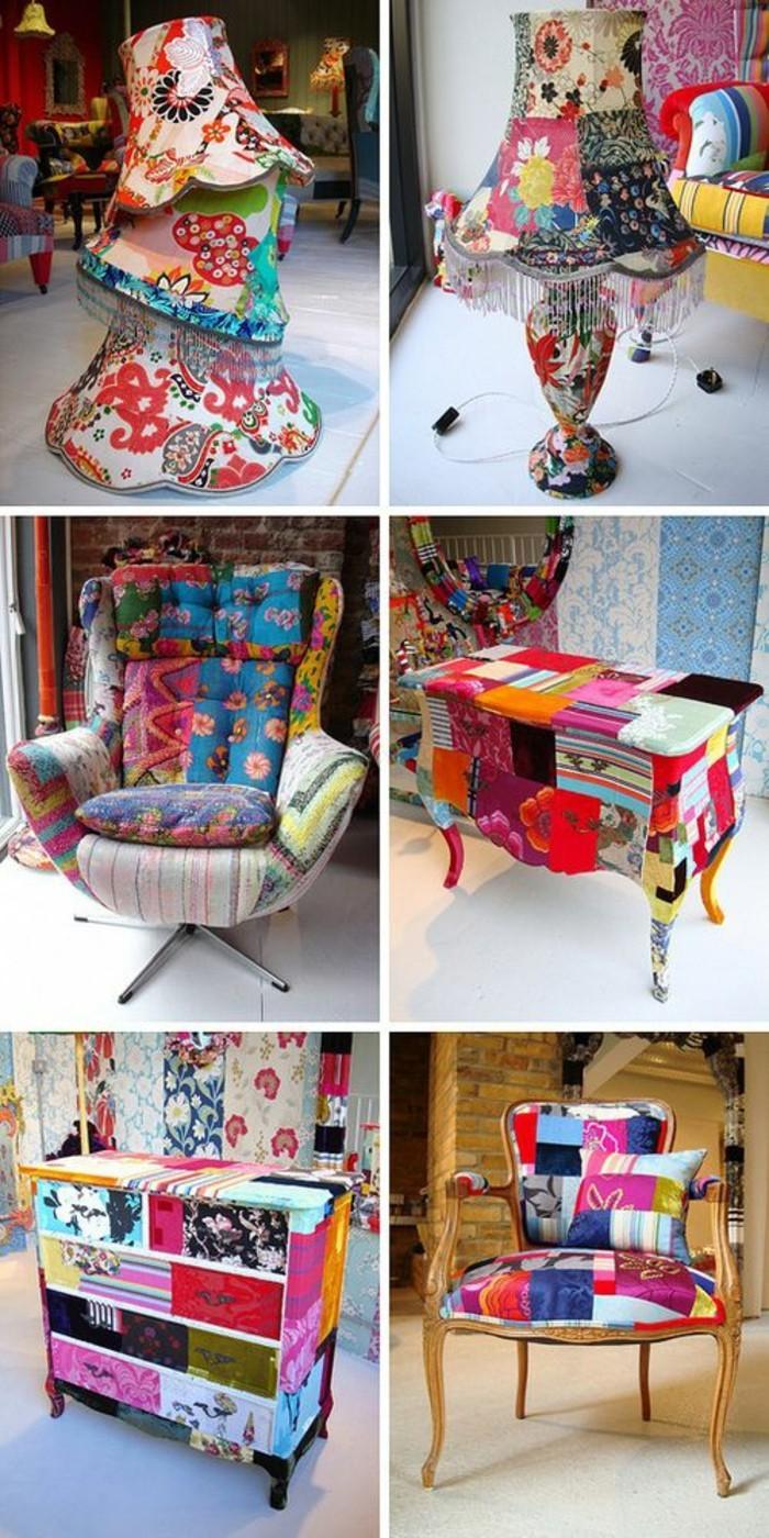 Möbel Bunt 1001 ideen wie sie alte möbel aufpeppen können
