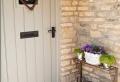 50 inspirierende Ideen, wie Sie alte Türen dekorieren