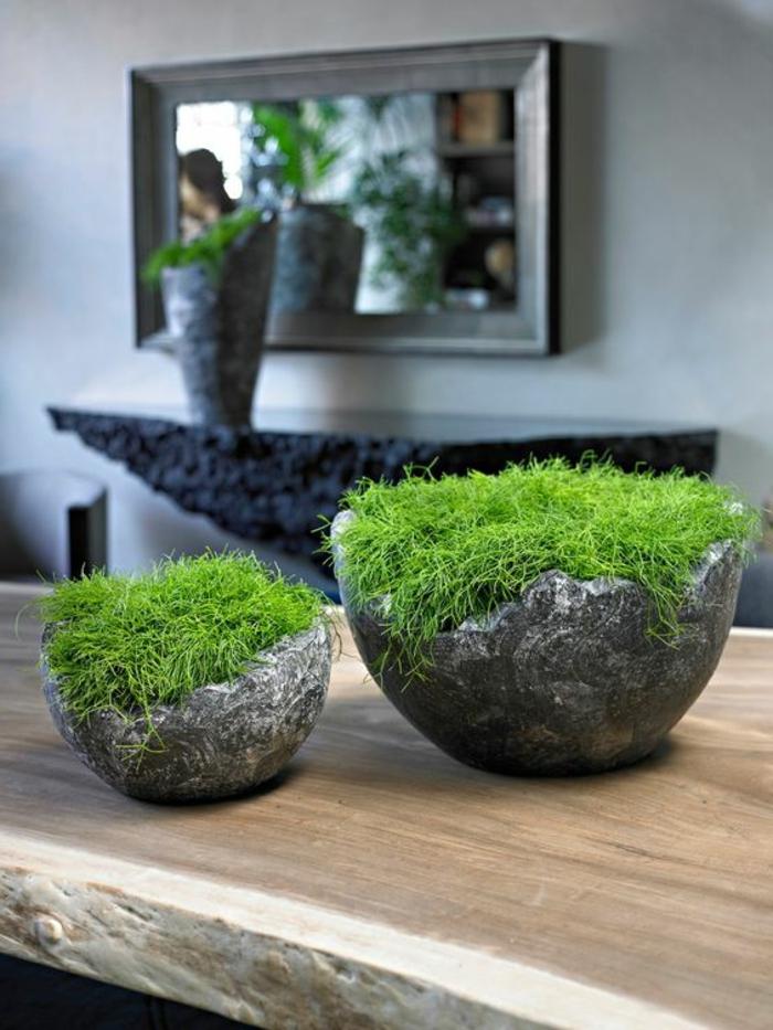 1001 ideen f r deko mit moos zum erstaunen und bewundern. Black Bedroom Furniture Sets. Home Design Ideas