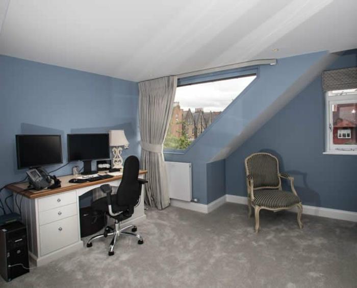 ▷ 1001+ Ideen für Dachfenster Gardinen und Vorhänge
