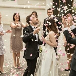 Ohne Stress zur Hochzeitsfeier – so geht's!