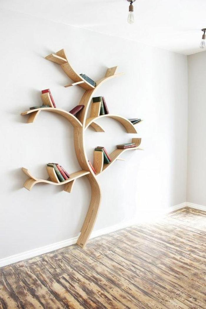 1001 ideen und inspirationen f r ein diy wandregal. Black Bedroom Furniture Sets. Home Design Ideas