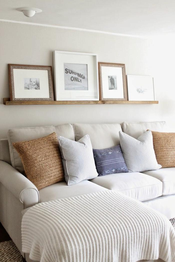 ▷ 1001+ Ideen für Bilderleiste dekorieren für fröhliches Ambiente