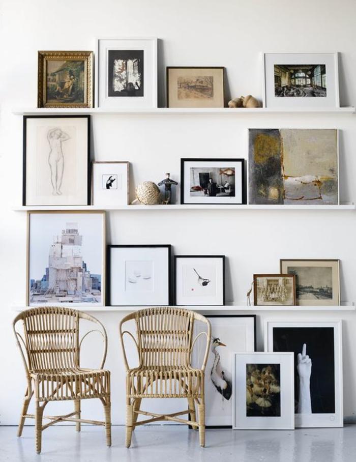 Bilderleiste Dekorieren 1001 ideen für bilderleiste dekorieren für fröhliches ambiente