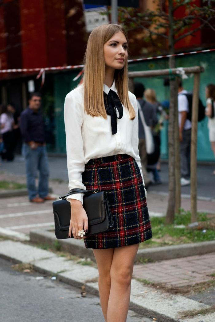 Uniform Blouse Designs